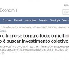EM.com.br – Matéria sobre equity crowdfunding